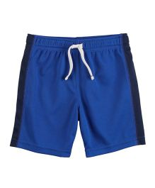 Carter's Pull-On Mesh Shorts - Royal Blue