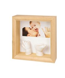 WowwBaby - 3D Casting Kit With Photo Frame