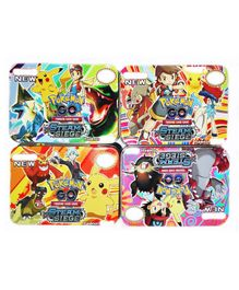 Emob Pokemon Trading Card Game - Multicolor