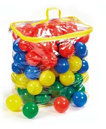 Playhood Fun Balls Multi Color - 100 Pieces