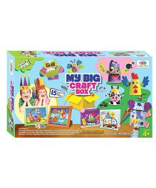 Happy Kidz My Big DIY Craft Box - Multi Color