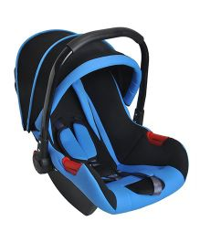 Magic Pitara Baby Car Seat Cum Carry Cot With Canopy - Blue