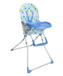 Magic Pitara Baby High Chair - Blue