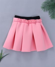 Pinkalicious Box Pleated Skirt - Pink
