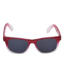 Mothercare Kids Sunglass - White Red
