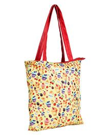 The Crazy Me Sweeten Up A Bit Tote Bag - Yellow