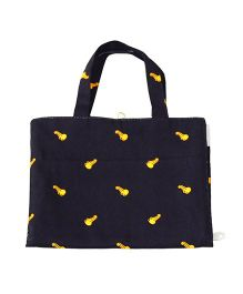 Kadam Baby Art Kit Crocodile Print - Navy