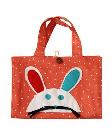 Kadam Baby Art Kit Bunny Print - Orange