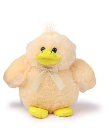 Playtoons Bird Soft Toy Light Peach - Height - 15.24 cm