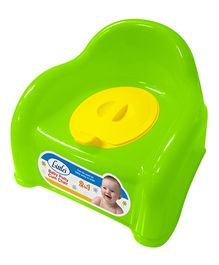 Little's Baby Potty Cum Chair - Green