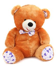 Play Toons Teddy Bear Soft Toy Brown - Height 76.2 cm