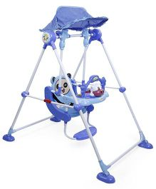 Mi First Baby Swing - Blue
