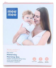 Mee Mee Maternity Nursing Bra - Skin Color