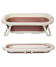 U-grow Foldable Bathtub - Blue