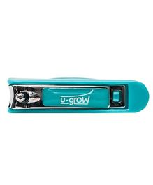 U-grow Nail Clipper - Green