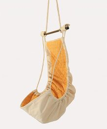 CuddlyCoo Hammock Swing - Off White