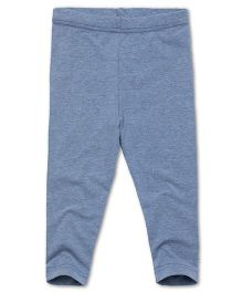 Fox Baby Full Length Legging - Blue