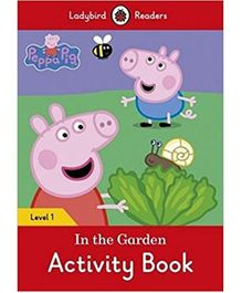 Peppa Pig In The Garden Activity Book Level 1 - English
