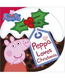 Peppa Loves Christmas - English