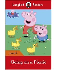 Peppa Pig Going on a Picnic Level 2 - English