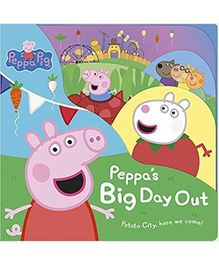 Peppas Big Day Out - English