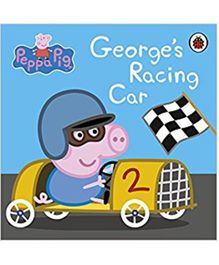Peppa Pig Georges Racing Car - English