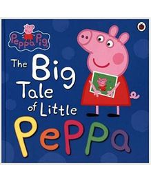 The Big Tale of Little Peppa - English