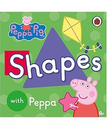 Peppa Pig Shapes Book - English