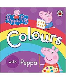 Peppa Pig Colours Book - English