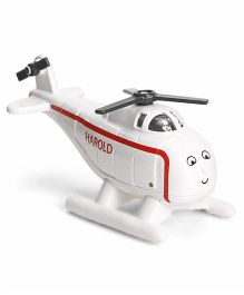 Thomas & Friends Harold Xapoant Helicopter Toy - White