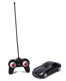 TurboS Remote Control Mercedes Benz SLS Car - Black