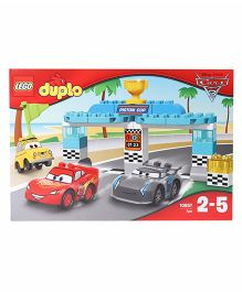 Lego Duplo Piston Cup Race Red - 31 Pieces