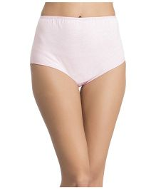 Clovia High Waist Maternity Hipster - Light Pink