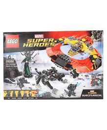 Lego Super Heroes The Ultimate Battle For Asgard Building Set - 400 Pieces
