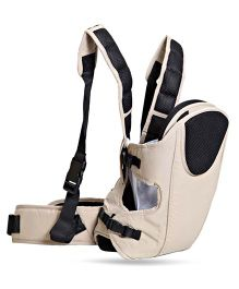 Colorland Baby Carrier With Padded Adjustable Straps - Beige