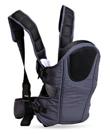 Colorland Baby Carrier With Padded Adjustable Straps - Blue
