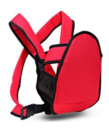 Colorland Baby Carrier With Padded Adjustable Straps - Red