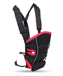 Colorland Baby Carrier With Padded Adjustable Straps - Black