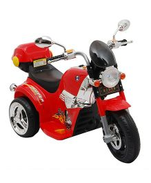 Happykids Mini Super Quick Drive Racer - Red