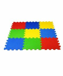 Ultimate Play Mat Pack Of 9 - Multicolor