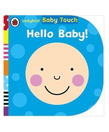 Baby Touch Hello, Baby Reading Book - English