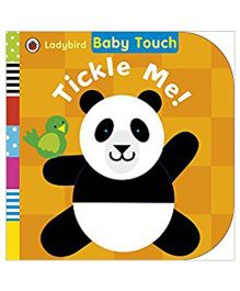 Baby Touch Tickle Me Reading Book - English