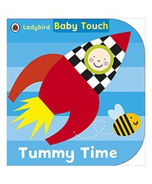 Baby Touch Tummy Time Reading Book - English
