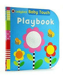 Baby Touch Playbook Reading Book - English