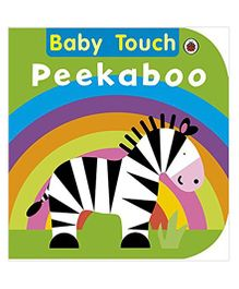 Baby Touch Peekaboo Book Reading Book - English