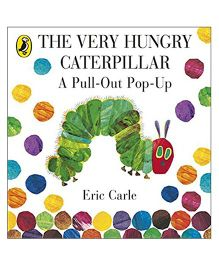 The Very Hungry Caterpillar Activity Story Book - English
