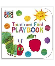 The Very Hungry Caterpillar Touch And Feel Playbook - English