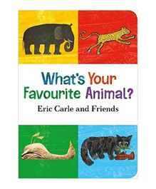 Whats Your Favourite Animal Reading Book - English