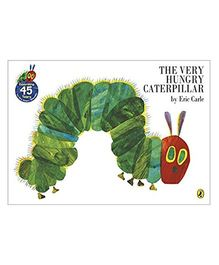 The Very Hungry Caterpillar Story Book - English