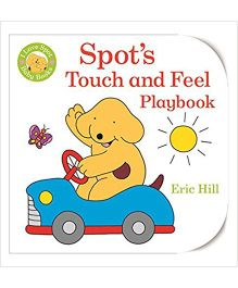 Spots Touch And Feel Playbook - English